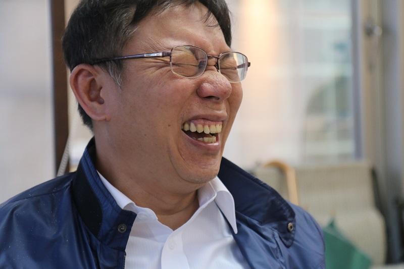 Ko-Wen-je-臺北市長-柯文哲-臺大醫院-急診部